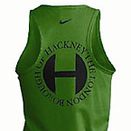 Hackney Logo on Nike shirt