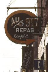 Au 917 Restaurant