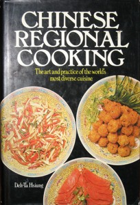 Cover of Chinese Regional Cooking